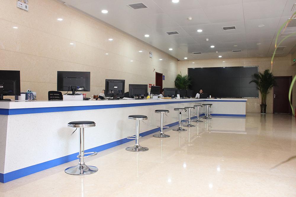 甲级招标代理公司办公环境—亿诚管理分支管理中心