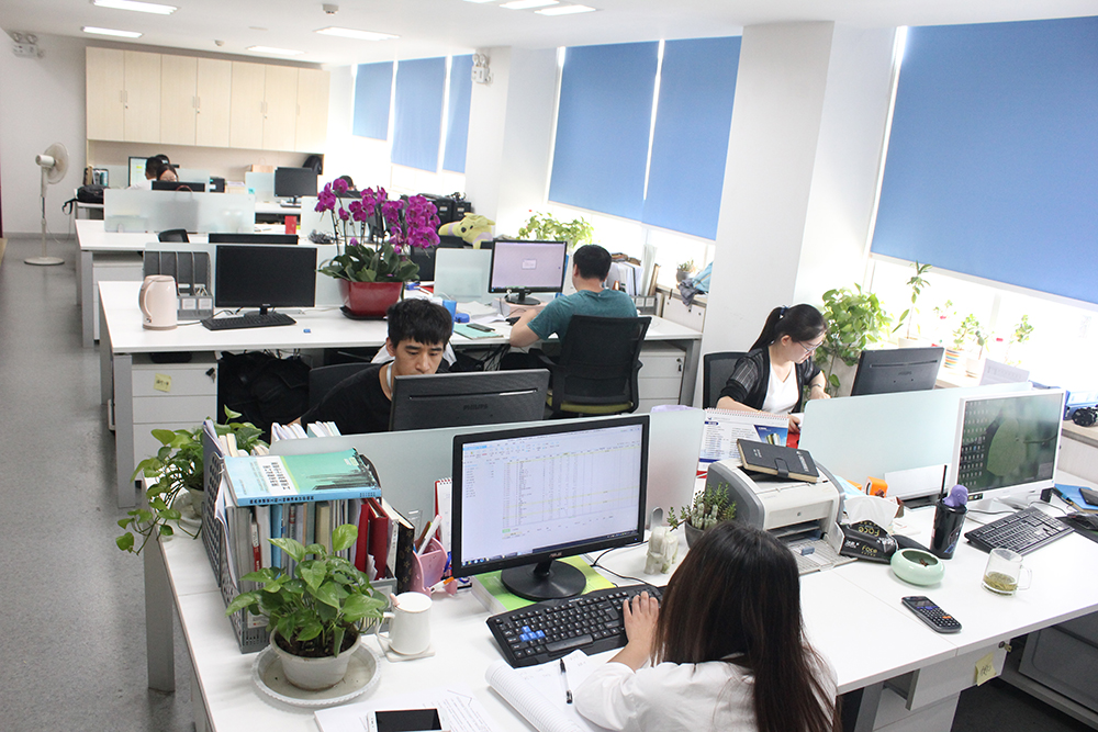 工程造价咨询公司办公环境—亿诚管理造价咨询中心